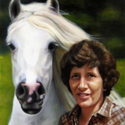 Myrtle and the Gypsy Horse