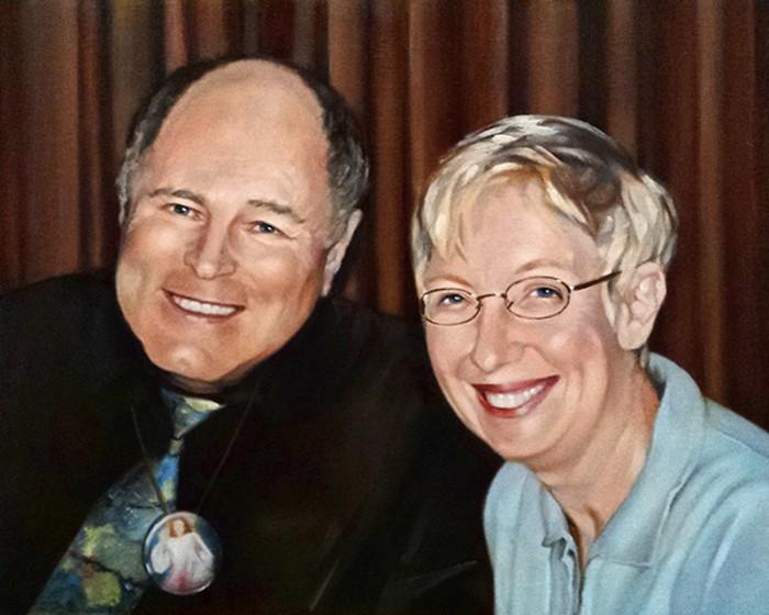 Stan and Carole
